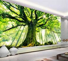 3d wallpaper custom mural non woven wall stickers tree