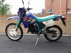 1998 Kawasaki Kmx125 Moto Zombdrive