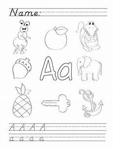 a to z alphabet phonics worksheets d nealian by woods tpt