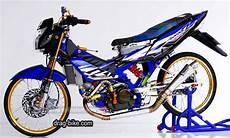 Modifikasi Sonic Jari Jari by 40 Foto Gambar Modifikasi Motor Sonic Racing