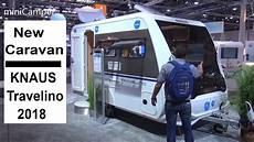 The New Knaus 2018 Caravan Travelino 400 Ql