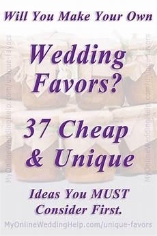 37 cheap and unique wedding 37 cheap and unique wedding favor ideas my online wedding help budget wedding blog