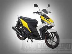 Modifikasi Mio 125 by Cxrider 187 Yamaha Mio M3 125 Dengan Dek Tidak Rata