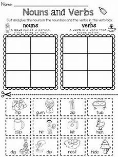 noun and verb sort by rock paper scissors teachers pay teachers