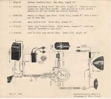 1941 harley davidson wl restoration another h d wl wiring diagram