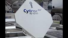 cytrac dx vollautomatische sat anlage oyster ten