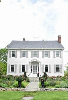 new england homes exterior paint color ideas nesting with grace