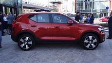 2019 volvo xc40 small suv to become brand s electric car