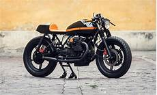 Moto Cafe Racer Chile