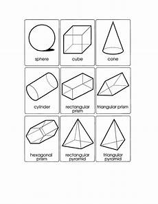 11 best images of 3d shape nets worksheet classifying 3d shapes worksheet printable 3d nets