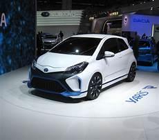 Toyota Yaris Hybrid R Revealed Toyota