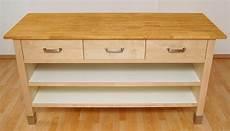 küchenschrank mit arbeitsplatte v 196 rde unterschrank anrichte 176 cm birke massivholz k 252 chenschrank ikea in ismaning