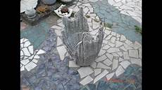 blumentopf aus beton blumenk 252 bel blumentopf aus beton getr 228 nkten t 252 chern