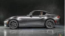 La Mazda Mx 5 Rf 233 Lue Cabriolet De L 233 E 2018