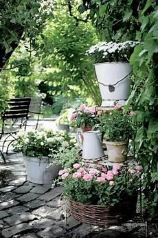 Vintage Deko L 228 Sst Den Garten Charmanter Und Weiblicher