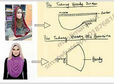 pola shawl butterfly   Google Search   Kursus hijab, Pola