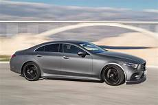 New 2018 Mercedes Cls Revealed In La Motoring Research