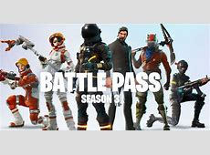Fortnite Battle Royale Adds Season 3 Battle Pass