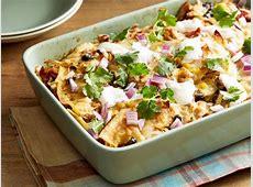 Chicken Tortilla Dump Dinner Recipe   Food Network Kitchen