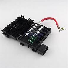 2001 jetta battery fuse box fuse box battery terminal fit for vw jetta golf mk4 beetle 2 0 1 9tdi 1j0937617d ebay