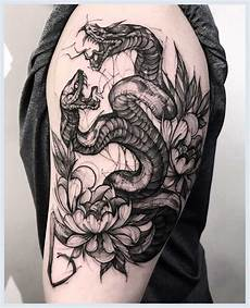 are snake tattoos good or evil serpents in history