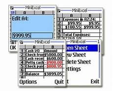mobile spreadsheet pertaining to miniexcel for java download db excel com