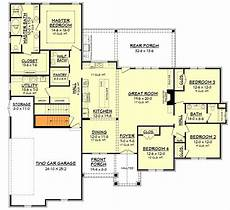 craftsman house plans with basement open concept 4 bed craftsman home plan with bonus over
