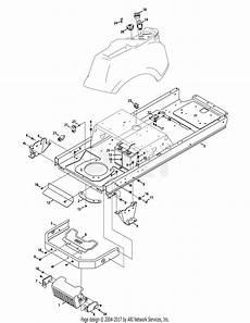 Mtd 17adcact058 2014 M200 46 Rzt46 2014 Parts Diagram