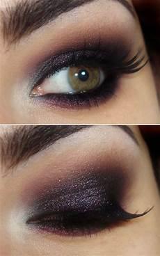 les plus beaux smoky make up