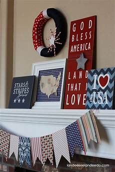 Decorating Ideas For July Fourth by 10 Easy Fourth Of July Decorating Ideas Aftcra