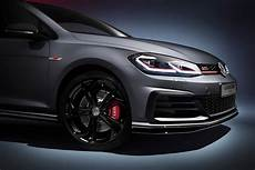 volkswagen golf gti tcr revealed at w 246 rthersee motor