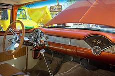 1956 chevy dash photograph by