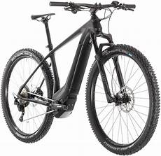 cube elite hybrid e bike 2019 carbon hardtail mtbs