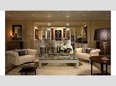 Living room art deco, 3D Library   3D scenes interior