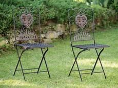 gartenmöbel aus eisen gartentisch 2x stuhl eisen antik stil bistrom 246 bel