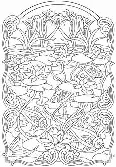 Jugendstil Malvorlagen Tiere Malvorlagen Jugendstil Tiffanylovesbooks