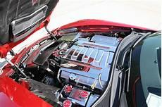 c7 corvette automatic 5pc engine cap covers set w