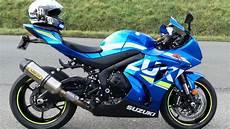 Motovlog 38 Essai Suzuki Gsxr 1000 2017