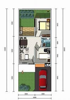 Denah Rumah Tipe 45 Gunarchitect Desain Dan Denah Rumah