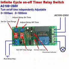 timer how to wire this delay relay switch electrical engineering stack exchange ac 110v 220v adjustable infinite cycle delay timer time relay turn off switch ebay