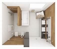 Moderne Badezimmer Grundrisse Id 233 E Salle De Bain Plan