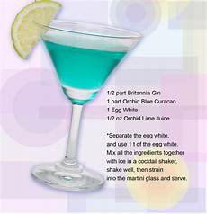 blue cloud cocktail recipe
