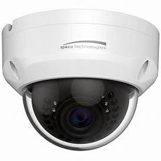 dome ip speco technologies o4d1 4mp outdoor network dome