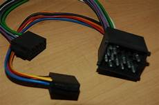 Car Radio Iso Wiring Harness Adapter For Sale In