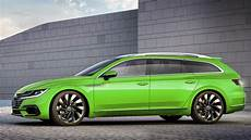 Vw Arteon Variant Made Real Via Rendering