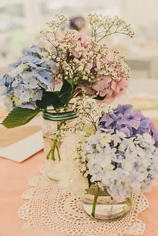 tischdeko mit hortensien zauberhafte hortensien tischdeko im shabby chic stil
