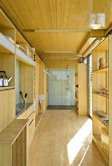 container haus innen port a bach a new prototype for a portable shipping