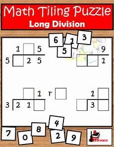 tiling division puzzle free by raki s rad resources tpt