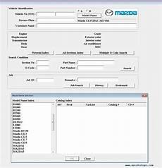 mazda usa 2014 parts manual mazda epc2 europe 2016 parts catalog