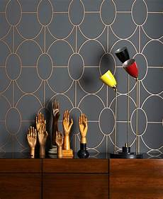 living room trends designs and ideas 2018 2019 spaces art deco wallpaper decor